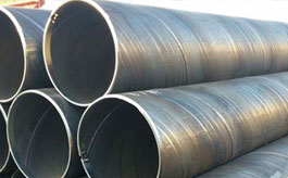 API 5L X42 carbon spiral welded steel pipe