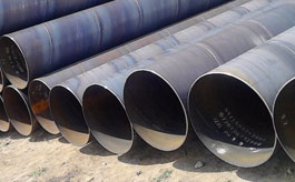 API 5L X42 ssaw spiral welded steel pipe