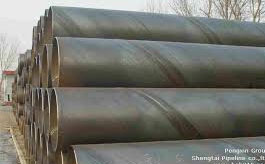 API 5L x70 ssaw spiral carbon steel pipe