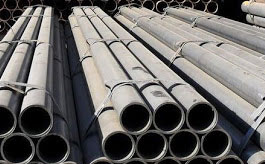 ASME SA335 Standard Material P11 seamless alloy steel pipes
