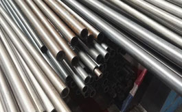 DIN2391 St52 Cold drawn Seamless Steel pipe and tube