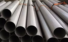Polished nickel alloy inconel 625 pipe