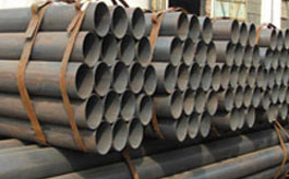 Seamless IS 4923 Fe 330 Carbon Steel Tube