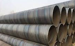 SSAW pipe api 5l x70 spiral carbon welded steel pipe