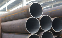 ST52 Hot Rolled Carbon Steel Seamless Pipe